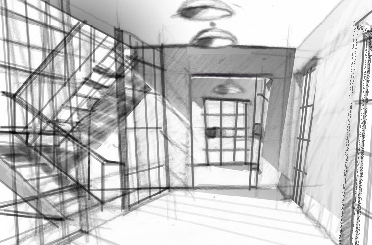 decor Prison